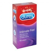 Durex Intimate Feel (Elite) 12 vnt.